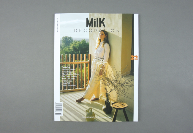 Milk Decoration # 32
