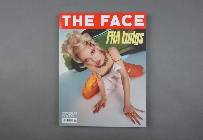 The Face Vol. 04 # 06