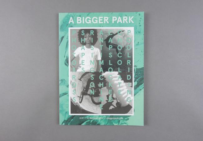 A Bigger Park # 01