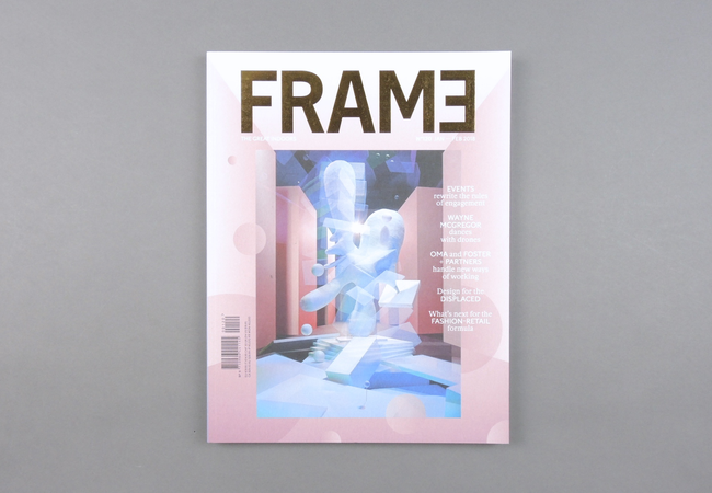Frame. The Great Indoors # 120