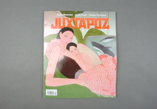 Juxtapoz # 214