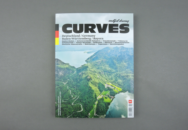 Curves. Germany