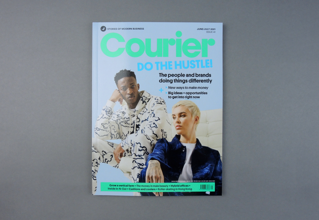 Courier # 41