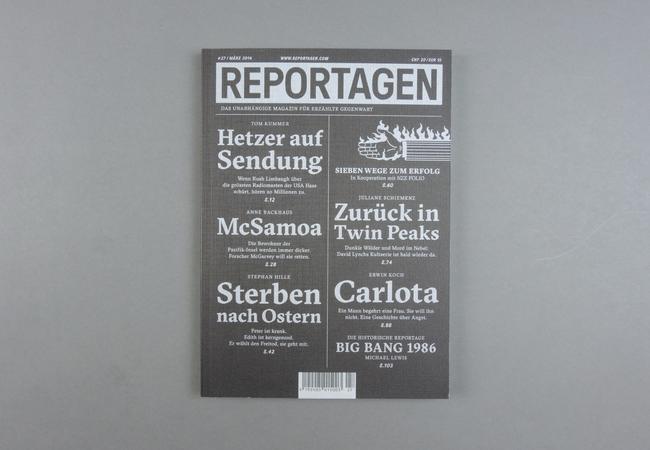 Reportagen # 27