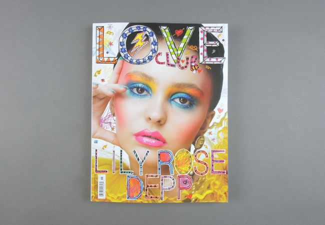 Love Magazine # 15