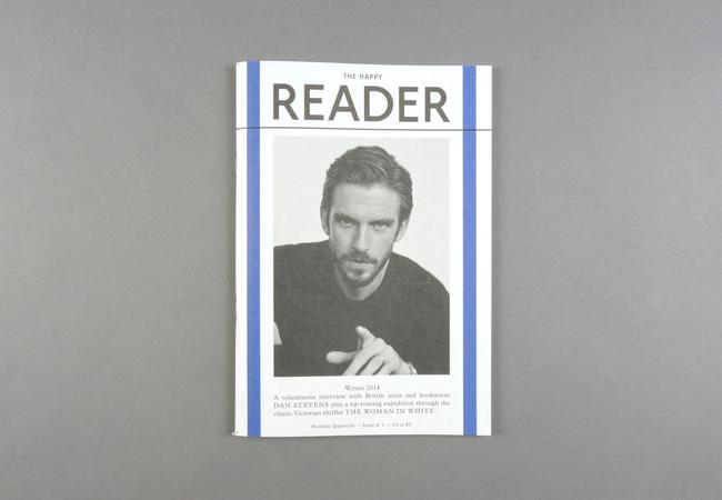 The Happy Reader # 01