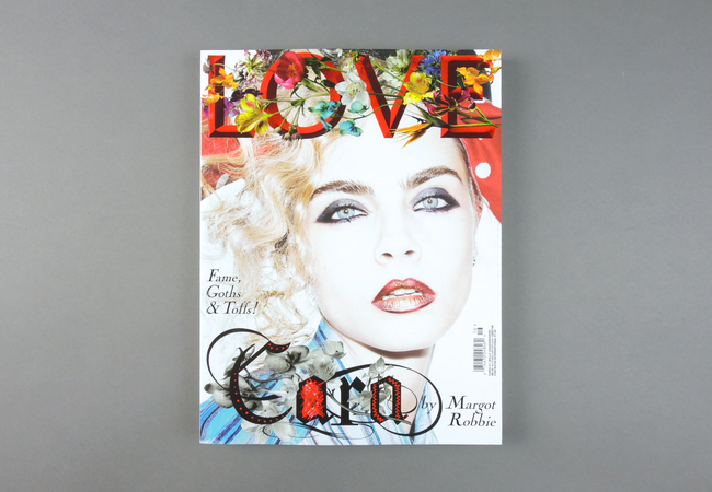 Love Magazine # 16