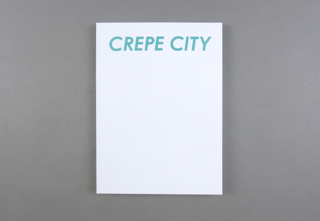 Crepe City # 01