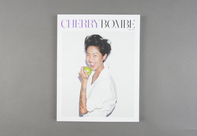 Cherry Bombe # 04
