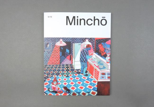 Mincho # 16