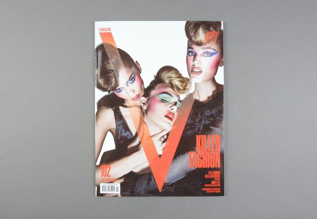 V Magazine # 102