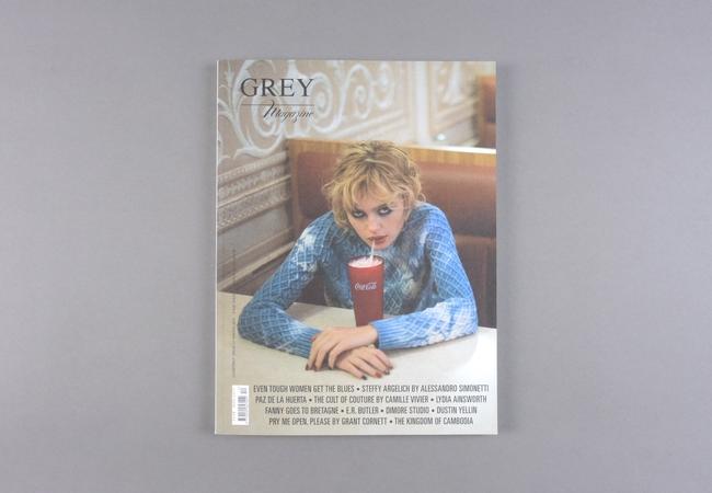 Grey # 12