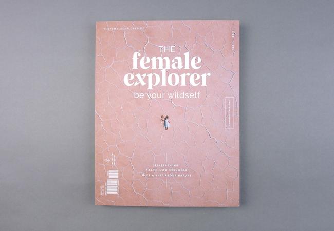The Female Explorer # 02