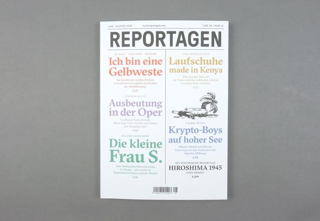 Reportagen # 48