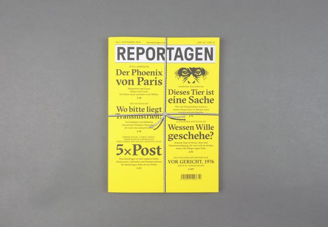 Reportagen # 43