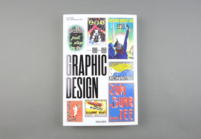 The History of Graphic Design 1890-1959