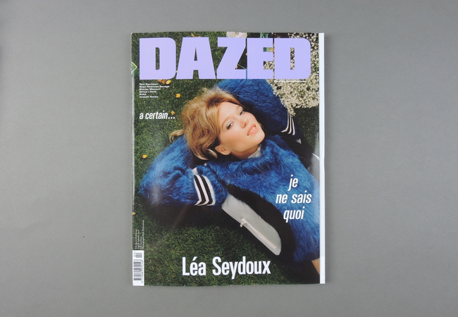 Dazed & Confused Vol. 4 Autumn 2016