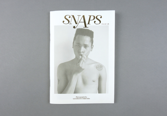 Snaps Fanzine # 05