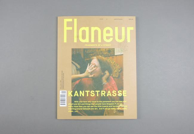 Flaneur # 01