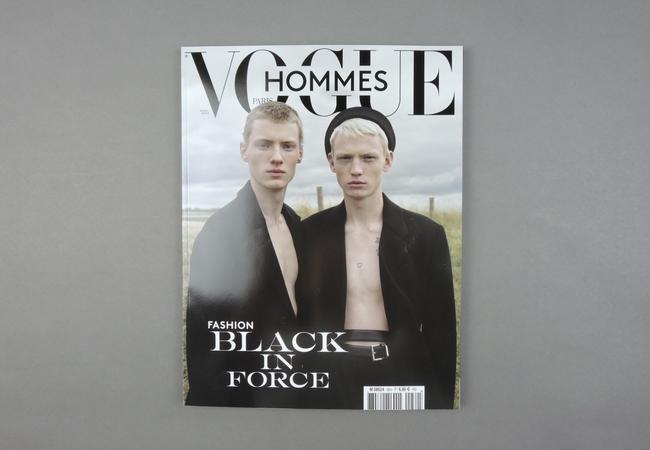 Vogue Hommes # 30