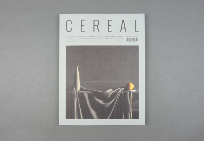 Cereal # 16