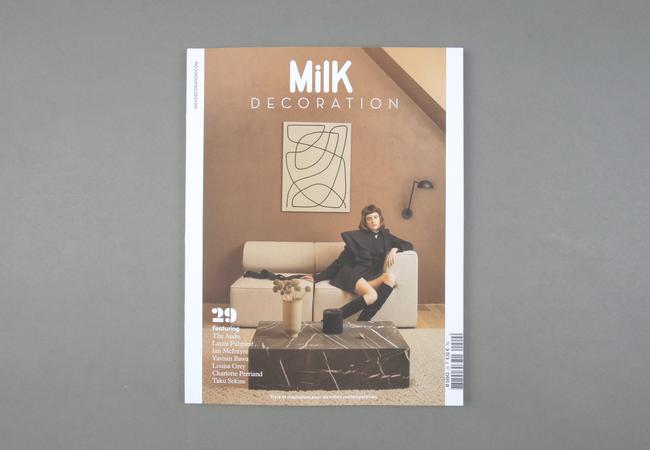 Milk Decoration # 29