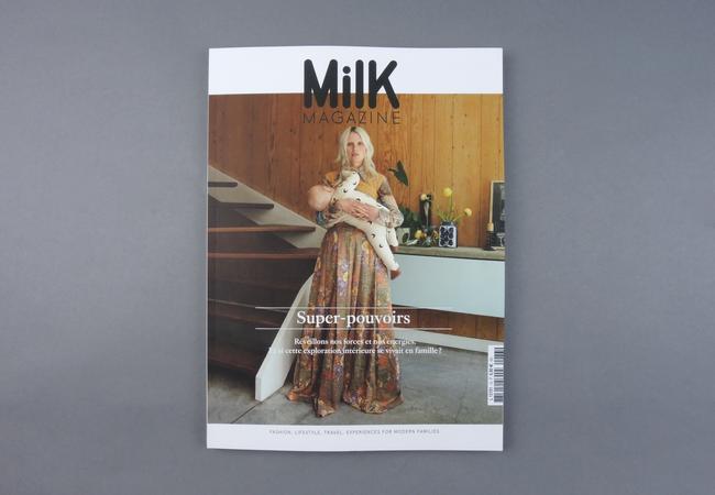 Milk # 73