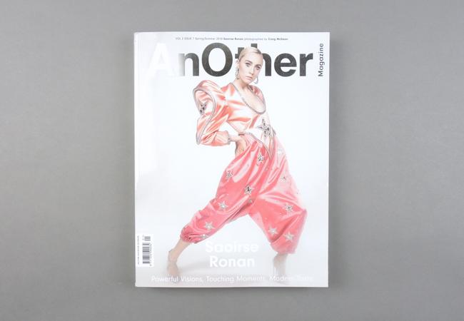 AnOther Magazine # 34