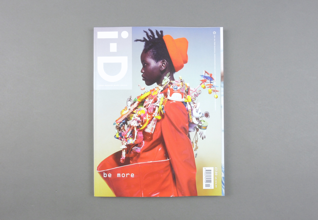 i-D # 351. The Radical Issue