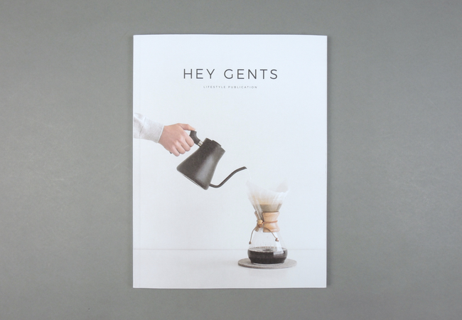 Hey Gents # 03