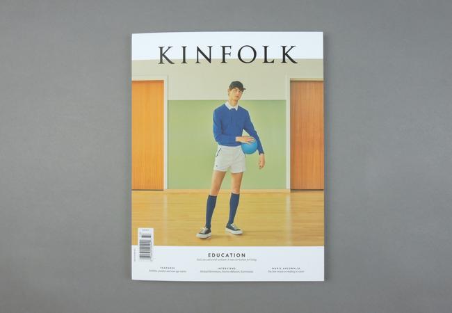Kinfolk # 33