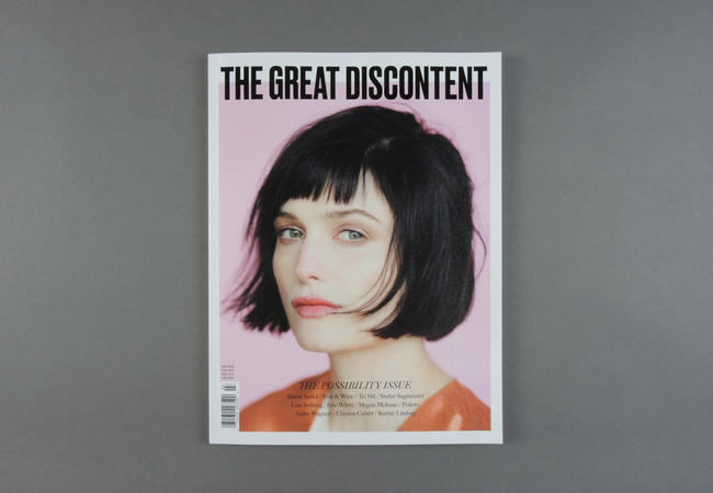 The Great Discontent # 03