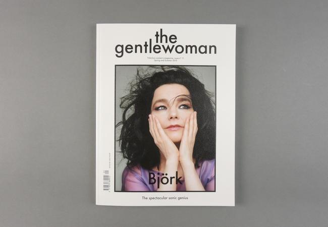 The Gentlewoman # 11