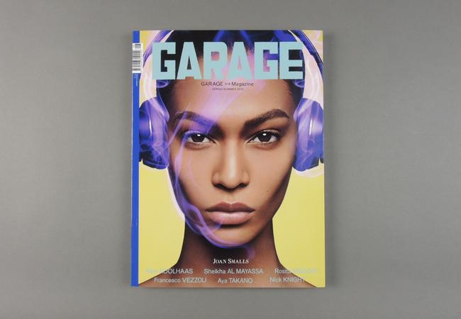 Garage Magazine # 08