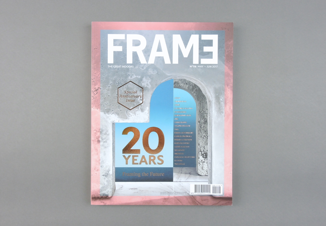 Frame. The Great Indoors # 116