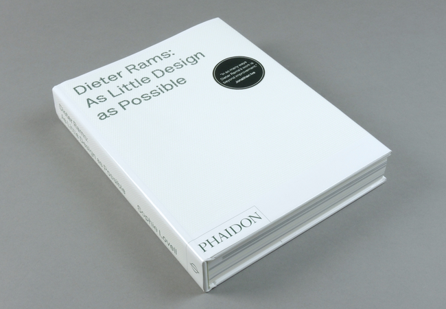 Dieter Rams As Little Design As Possible Soda